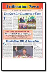 True Gods Day Celebration in Korea by Jenkins, Michael, Rev.