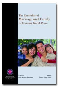 The Centrality of Marriage and Family in... by Kittel, Robert S.