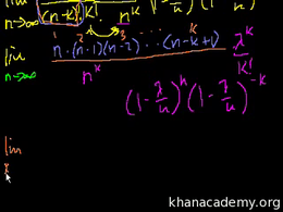 Poisson process : Poisson Process 2 Volume Probability and statistics series by Sal Khan