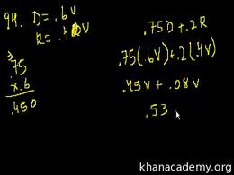 Problem Solving : GMAT: Math 17 Volume Test Prep series by Sal Khan