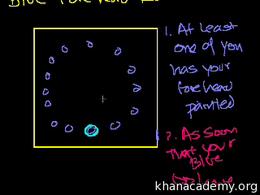 Brain Teasers : Blue Forehead Room Brain... Volume Math series by Sal Khan
