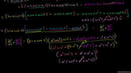Surface integrals : Example of calculati... Volume Calculus series by Sal Khan