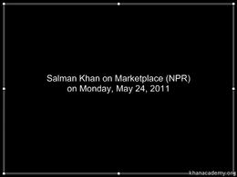 Talks and Interviews : Salman Khan on Ma... by Sal Khan