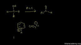 Reactions of alcohols : oxidation of alc... Volume Organic Chemistry series by Sal Khan
