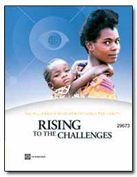 The Millennium Development Goals for Hea... by Claeson, Mariam