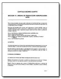 Capitulo Decimo Cuarto Seccion 10. Unida... by The World Bank