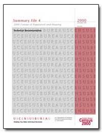 Summary File 4 by Bodman, Samuel W.