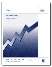 Ohio 1997 Economic Census Finance and In... by Prewitt, Kenneth