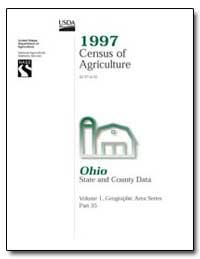 1997 Census of Agriculture : Ohio by U. S. Census Bureau Department