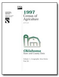 1997 Census of Agriculture : Oklahoma by U. S. Census Bureau Department