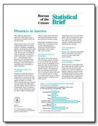 Phoneless in America by U. S. Census Bureau Department