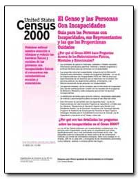 El Censo Y las Personas Con Incapacidade... by U. S. Census Bureau Department