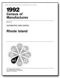 Rhode Island by U. S. Census Bureau Department