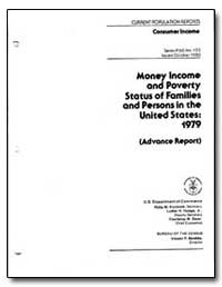 Money Income and Poverty Status of Famil... by U. S. Census Bureau Department