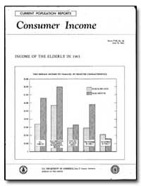 Income of the Elderly in 1963 by U. S. Census Bureau Department