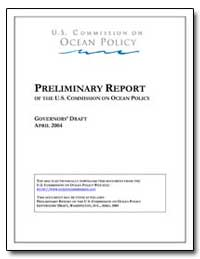 Preliminary Report of the U.S. Commissio... by Government Printing Office
