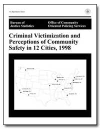 Bureau of Justice Statistics Office of C... by Government Printing Office