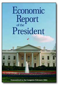 Economic Report of the President by Government Printing Office