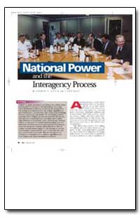 National Power and the Interagency Proce... by Raach, George T.