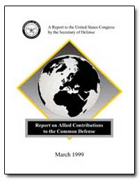 A Report to the United States Congress b... by Department of Defense