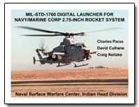 Mil-Std-1760 Digital Launcher for Navy-M... by Paras, Charles