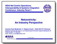 Netcentricity: An Industry Perspective by Kuehl, C. Stephen
