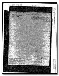 Memorandum of Conversation by Department of National Security