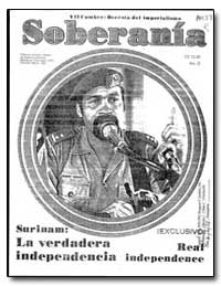 Surinam : La Verdadera Independenci by Department of National Security