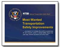 Most Wanted Transportation Safety Improv... by National Transportation Safety Board