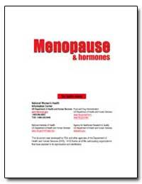 Menopause & Hormones by