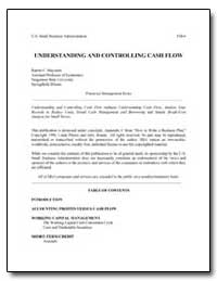 Understanding and Controlling Cash Flow by Maysami, Ramin C.