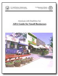 Americans with Disabilities Act Ada Guid... by Small Business Administration