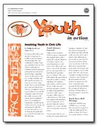 Involving Youth in Civic Life by Lovell, Phillip