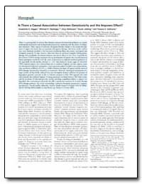 Is There a Causal Association between Ge... by Hagger, Josephine A.