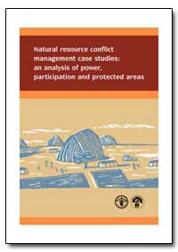 Natural Resource Conflict Management Cas... by Castro, A. Peter