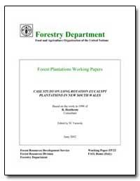 Case Study on Long Rotation Eucalypt Pla... by Varmola, M.