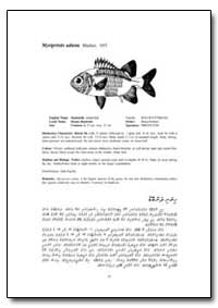 Myripristis Adusta Bleeker, 1853 by Food and Agriculture Organization of the United Na...