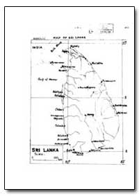 Map of Sri Lanka by Food and Agriculture Organization of the United Na...