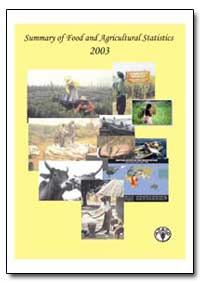Summary of Food and Agricultural Statist... by Food and Agriculture Organization of the United Na...