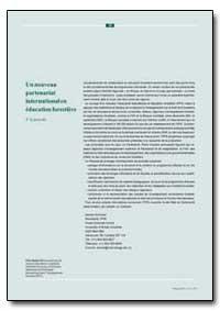 Una Nueva Iniciativa de Cooperacion Mund... by Kanowski, P.