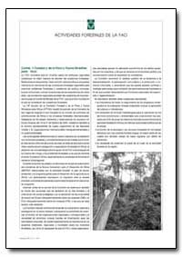 Actividades Forestales de la Fao by Food and Agriculture Organization of the United Na...