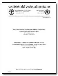 Informe de la Primera Reunion Del Grupo ... by Food and Agriculture Organization of the United Na...
