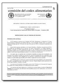 Disposiciones para El Periodo de Sesione... by Food and Agriculture Organization of the United Na...