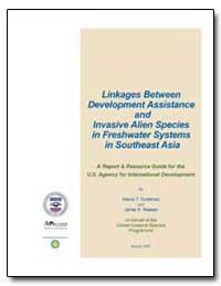 Linkages between Development Assistance ... by Gutierrez, Alexis T.