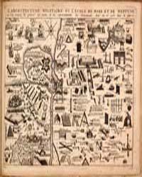 Portable Atlas, or, the New Theater of W... by La Feuille, Daniel de
