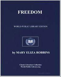 Freedom by Robbins, Mary Eliza
