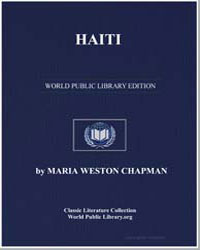 Haiti by Chapman, Maria Weston