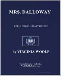 Mrs. Dalloway by Woolf, Virginia