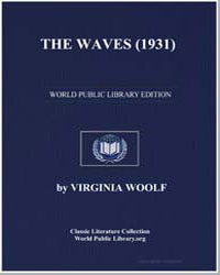 The Waves by Woolf, Virginia