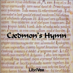 Caedmon's Hymn by Caedmon